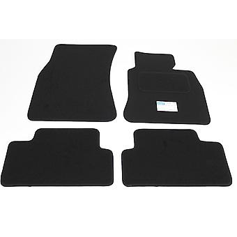 Fully Tailored Car Floor Mats - BMW 6 Series E63 coupe 2004-2012