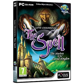 Liebe Chroniken den Zauberspruch (PC-CD)