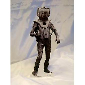 DR Who Cyberman Karton Ausschnitt 6ft