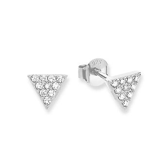 s.Oliver jewel ladies earrings SO PURE triangle 2021806