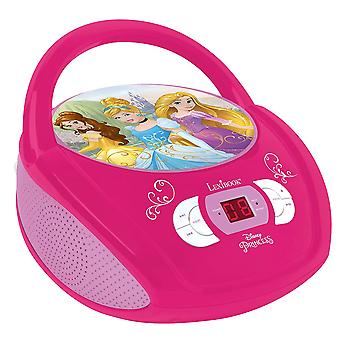 Lexibook Radio lettore CD Disney Princess (modello no. RCD108DP)