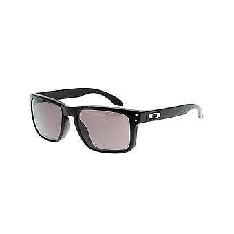 Oakley Matte Black-Warm Grey Holbrook Sunglasses