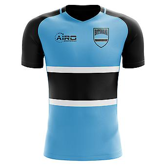 2018-2019 Botswana Home Concept Football Shirt (Kids)