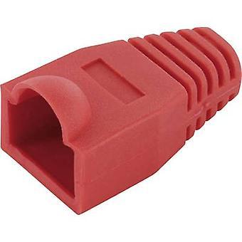 Kink skydd för MPL 8/8 RG Bend lättnad SB8RT röda econ ansluta SB8RT 1 dator