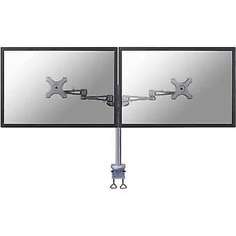 NewStar FPMA-D935D 2 x Monitor Desk Mount 25,4 cm (10) - 68,6 cm (27) Swivelling/neigbar, Swivelling