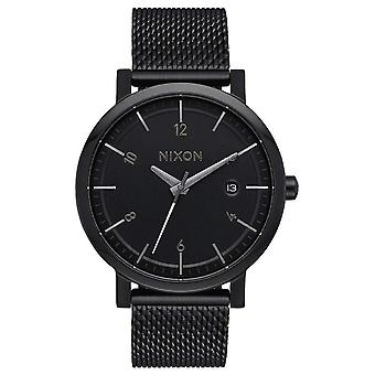 Nixon The Rollo 38 SS Watch - Black