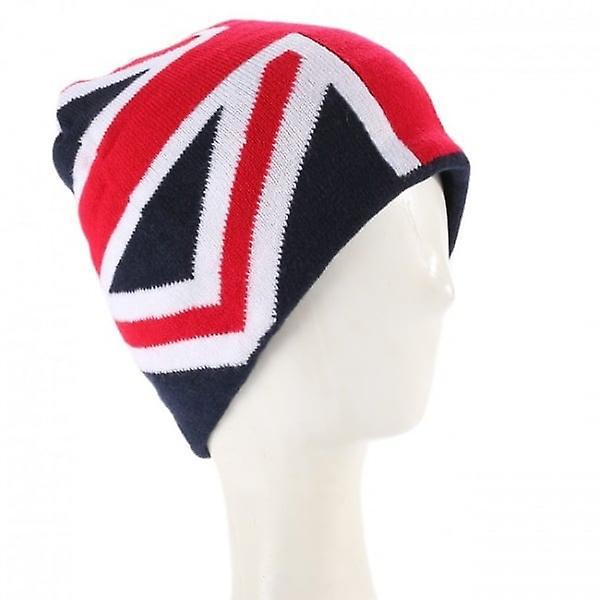 Union Jack Wear Union Jack Flag Beanie Hat