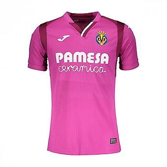 2018-2019 Villarreal Joma Away Football Shirt