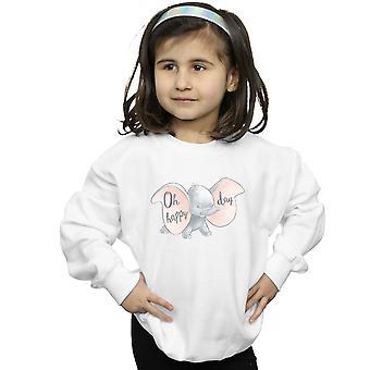 Disney Mädchen Dumbo Freudentag Sweatshirt