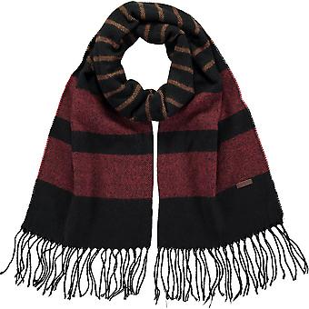Barts Mens Twan Fringed Acrylic Winter Neckwarmer Scarf