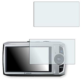 Canon PowerShot SD4000 IS screen protector - Golebo crystal clear protection film