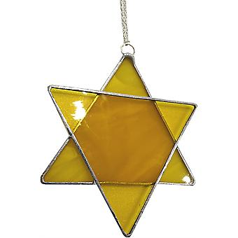Simmerdim Design Large Yellow Star