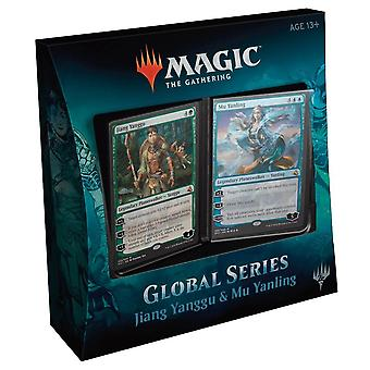 Magic the Gathering: Global Series-Jiang Yanggu & Mu Yanling