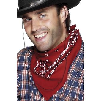Cowboy Bandanna.  One Size