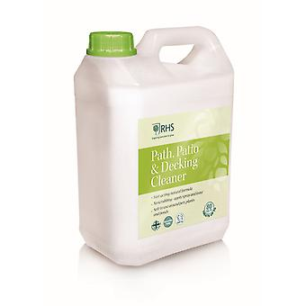 RHS 2,5L Path, Patio & Decking Cleaner | No scrubbing - apply/spray and leave