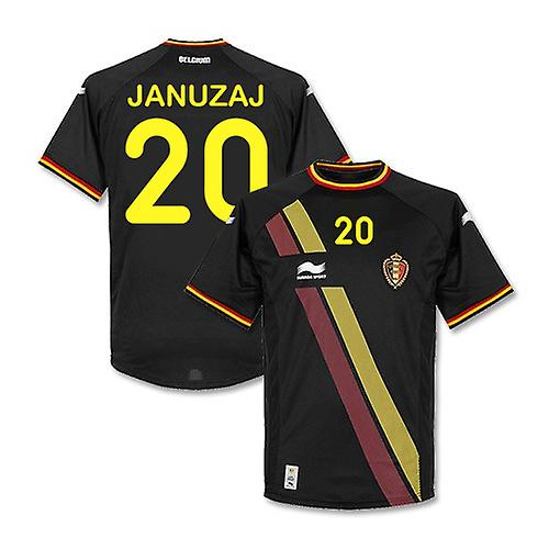 2014-15 Belgium World Cup Away Shirt (Januzaj 20)