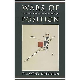 位置 - ティモシー ・右と左の文化的な政治の戦争