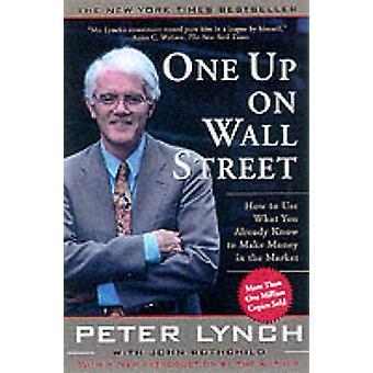 Um Up em Wall Street, por Peter Lynch - John Rothchild - John Rothchil