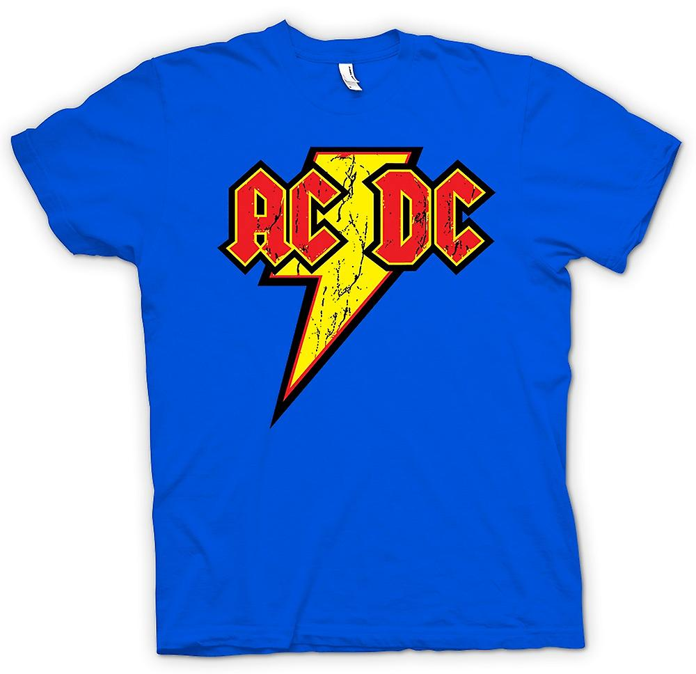 Mens T-shirt - AC/DC - Rock n Roll Band