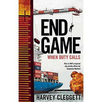 End Game by Harvey Cleggett - 9781925367553 Book