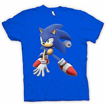 Kids T-shirt - Sonic The Hedgehog - Gamer