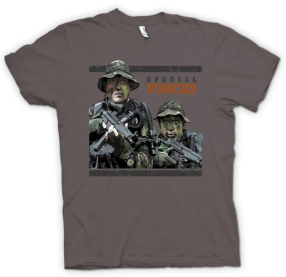Womens T-shirt - Special Forces - SAS SBS Inspired