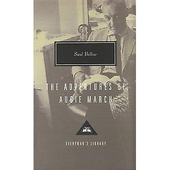 The Adventures of Augie March by Saul Bellow - Martin Amis - 97818571