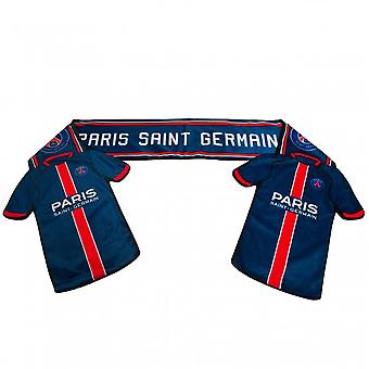 Paris Saint Germain FC Shirt Scarf