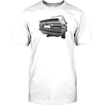 BMW M5 - klassieke sportwagen Kids T Shirt