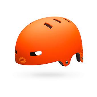 Bell Matte Orange Sucher 2018 lokale Skateboard Helm