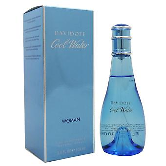 Davidoff cool water woman - women 100 ml deodorant deodorant spray