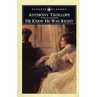 Er wusste, er hatte Recht (Penguin Classics)