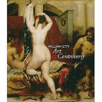 William Etty: Art and Controversy