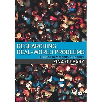Investigar problemas del mundo Real: Una guía a los métodos de investigación