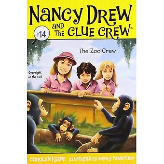 The Zoo Crew (Nancy Drew & the Clue Crew (Quality) (Re-Issues))