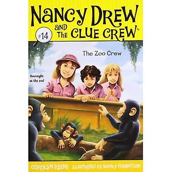 L'équipage de Zoo (Nancy Drew & l'équipage Clue (qualité) (rééditions))
