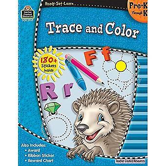 Trace et couleurs Prek-k (prêts-ensemble-apprendre)