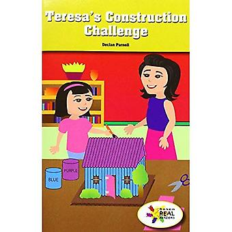 Teresa's Construction Challenge (Rosen Real Readers: Stem and Steam Collection)
