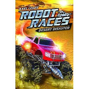 Desert Disaster (Robot Races)