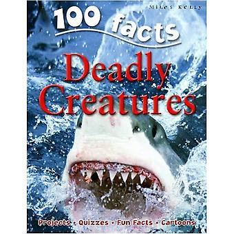 100 Facts on Deadly Creatures