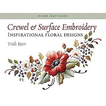 Crewel and Surface Embroidery (Milner Craft) (Milner Craft)