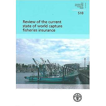 Review of the Current State of World Capture Fisheries Insurance: Fao Fisheries and Aquaculture Technical Paper No. 510