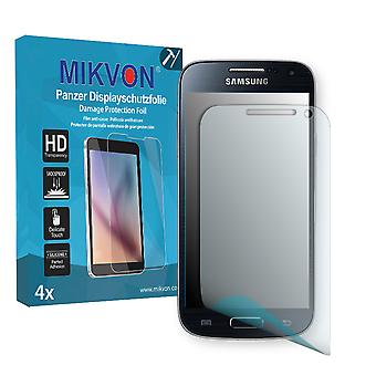 Samsung I9197X Galaxy S4 mini LTE Screen Protector - Mikvon Armor Screen Protector (Retail Package with accessories)