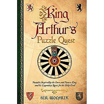 King Arthur's Puzzle Quest:� Puzzles inspired by the once and future king and his legendary quest for the Holy Grail