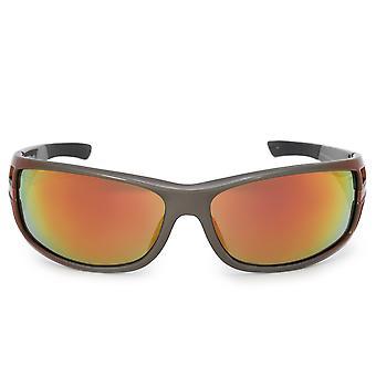 Harley Davidson Rectangle Sunglasses HDS0615 GY0R 83F 65