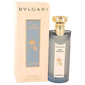Bvlgari Eau Parfumee Au The Bleu by Bvlgari Eau De Cologne Spray (Unisex) 5 oz / 150 ml (Women)