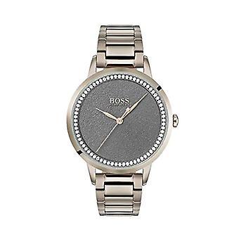Hugo Boss Panie analogowy zegarek kwarcowy zegarek z paskiem ze stali nierdzewnej 1502463