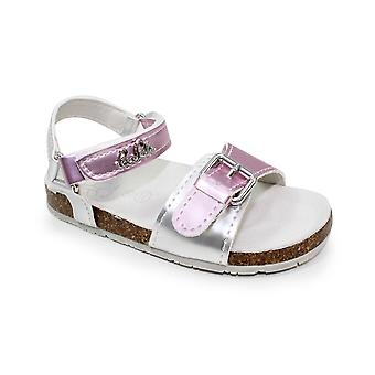 Lunar Kids Lulu Tea Metallic Sandal