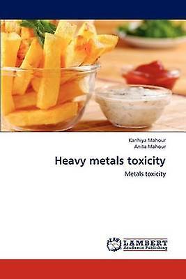 Heavy metals toxicity by Mahour & Kanhiya