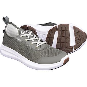 Quiksilver Mens Layover reise Shoess - grønn/hvit